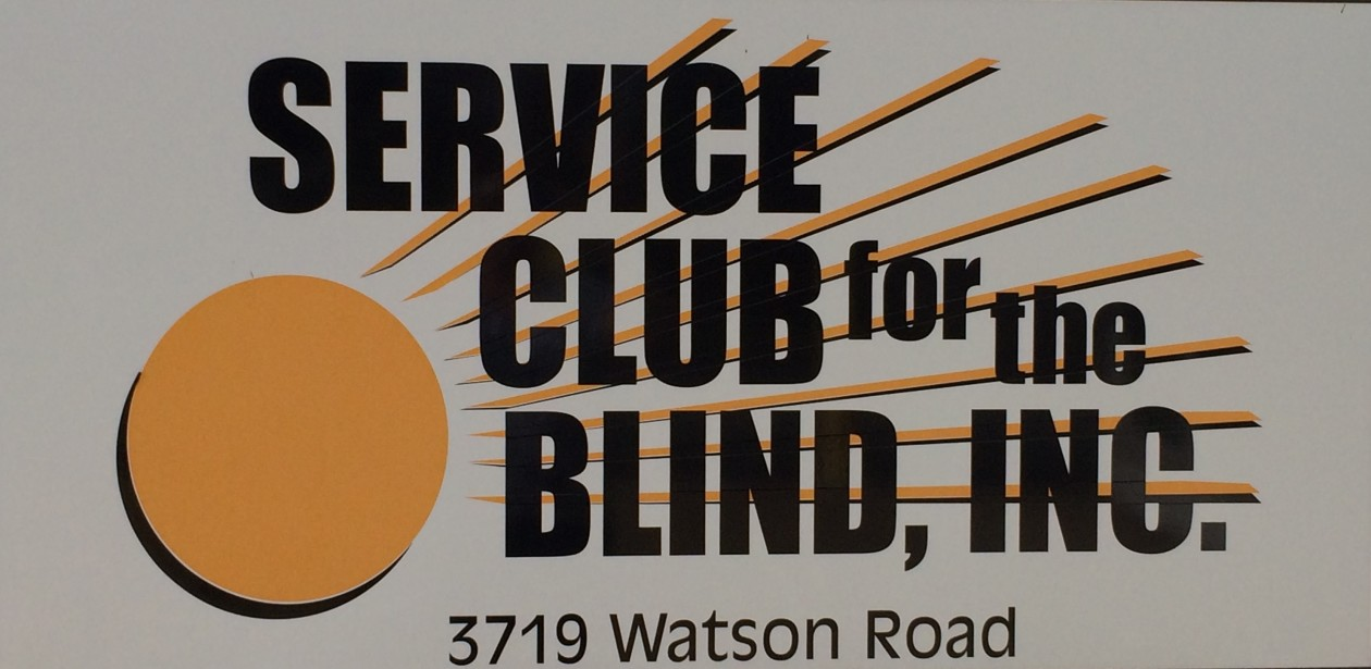 SERVICE CLUB FOR THE BLIND